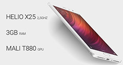 Redmi Pro 3Gb/64Gb (Серебристый)